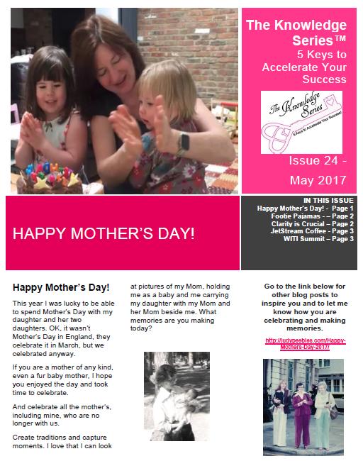 TKS May 2017 Newsletter